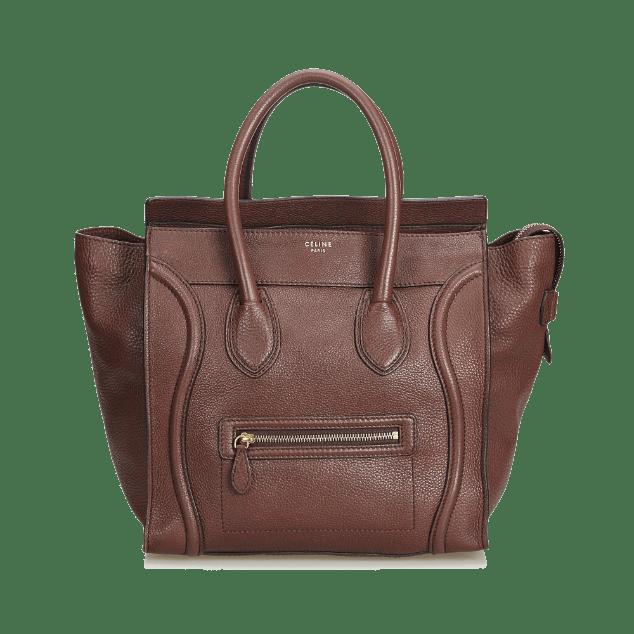 Left bag